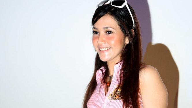 Maia Estianty di Launching Album Pasto