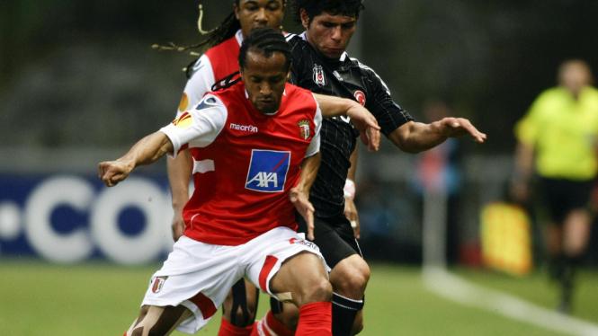 Braga vs Besiktas