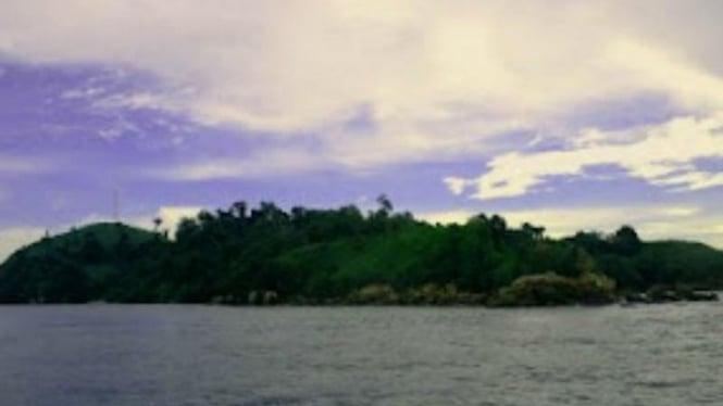 Pulau Salah Nama di Sumatera Utara
