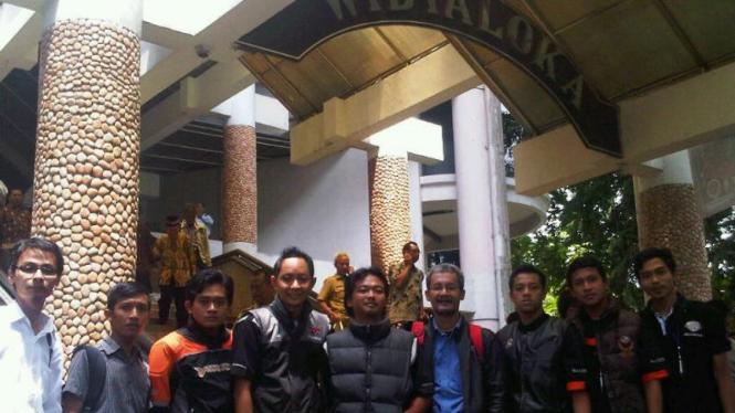 Komunitas Blogger bikers Malang