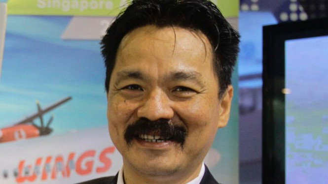 CEO Lion Air, Rusdi Kirana