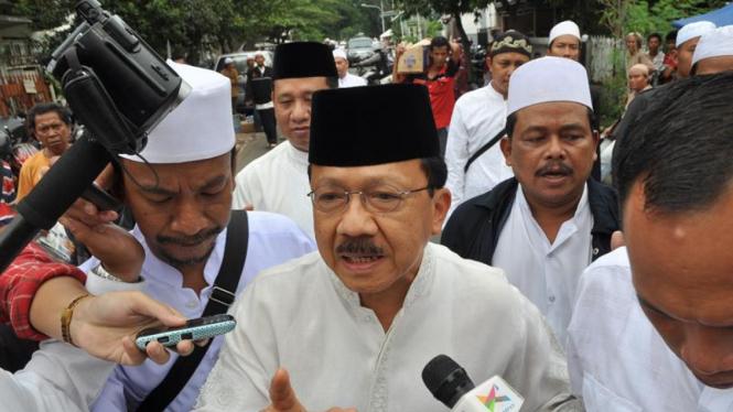 Foke Silaturahmi ke Islamic Center