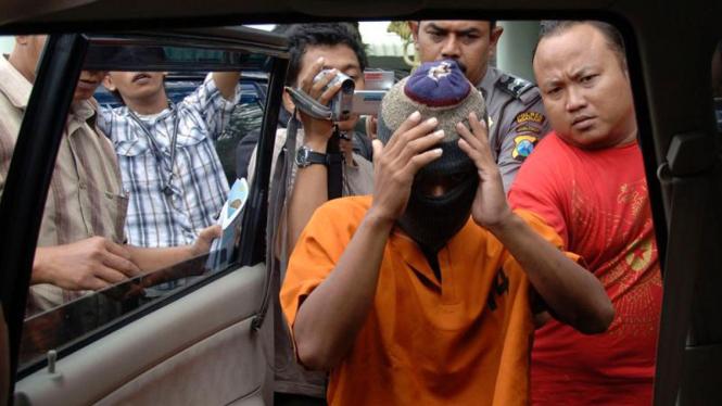 Periksa kejiwaan pembunuh berantai, Mujiyanto