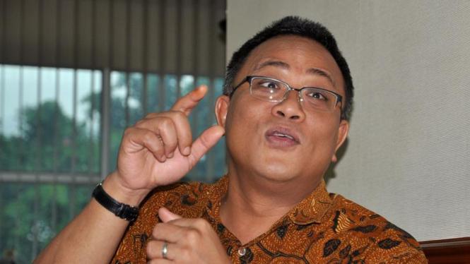 Kepala BNP2TKI Jumhur Hidayat