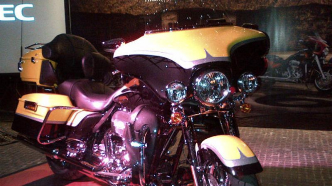 Harley Davidson Custom Vehicle Operations (CVO)