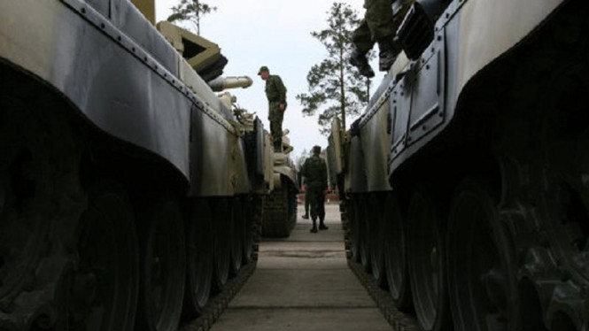 Armata, Tank Generasi Baru Rusia