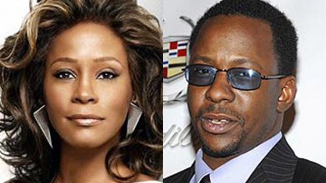 Bobby Brown dan Whitney Houston