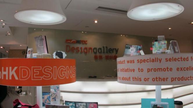 Industri kreatif Hong Kong