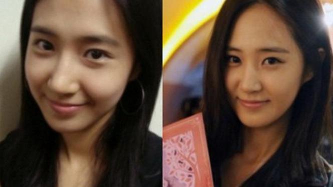 Foto-foto masa lalu Yuri SNSD
