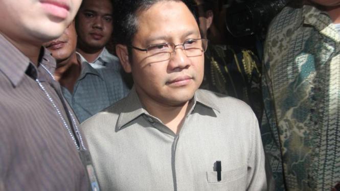 Muhaimin Iskandar Jadi Saksi di Pengadilan Tipikor