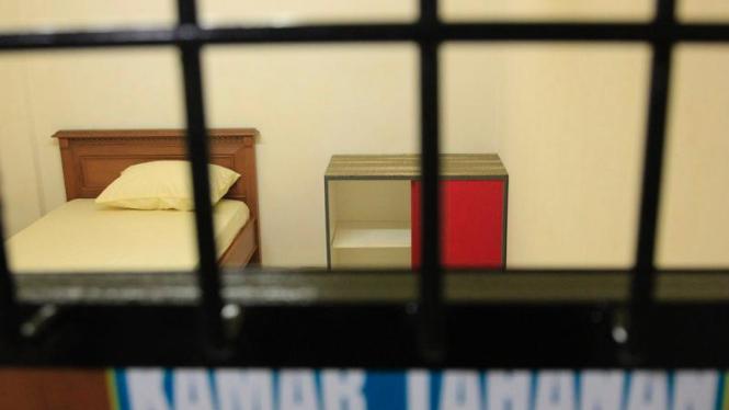 Ruang Tahanan (Rutan) KPK
