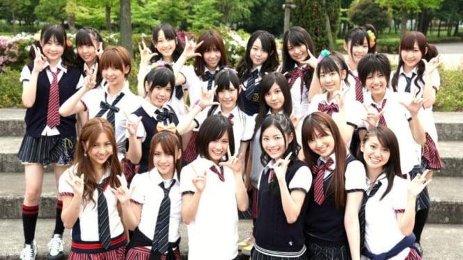 Idol group AKB48