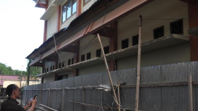 Tahanan Kabur di Samarinda