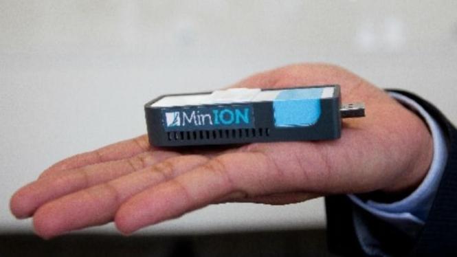 USB minION
