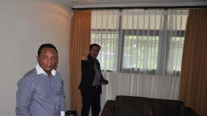 Rekonstruksi kasus penangkapan john kei versi pengacara