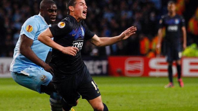 Manchester City Vs FC Porto