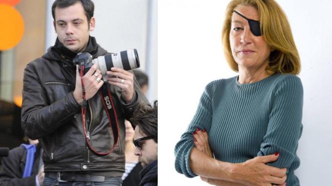 Dua jurnalis asing yang gugur di Suriah