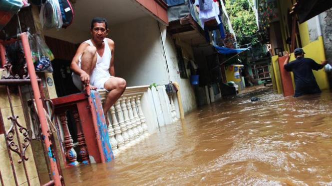 Banjir Kampung Pulo Kampung Melayu