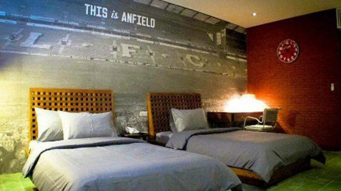 Kamar This is Anfield