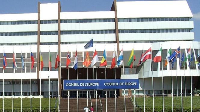 Kantor Dewan Eropa di Strasbourg