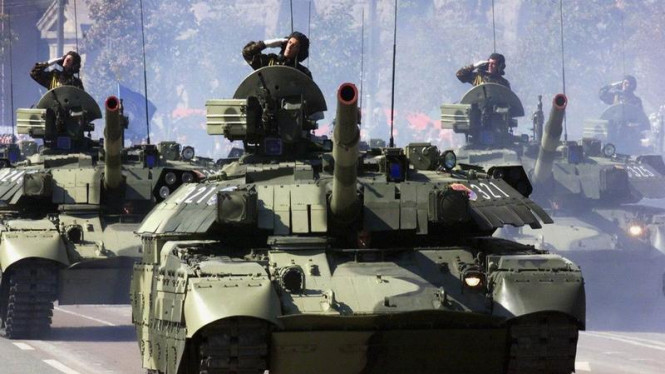 Tank Ukraina Bulat MBT