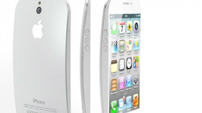 Konsep iPhone 5