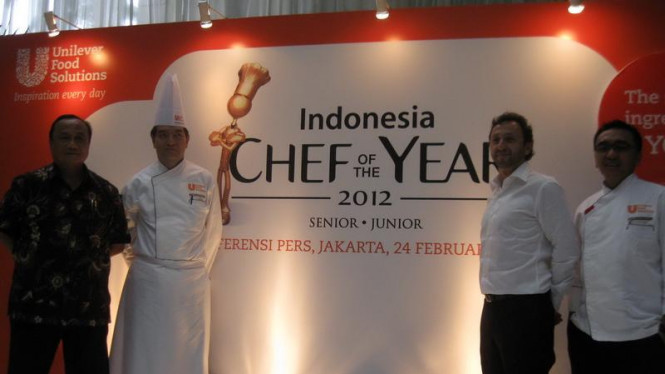 Indonesia Chef of the Year
