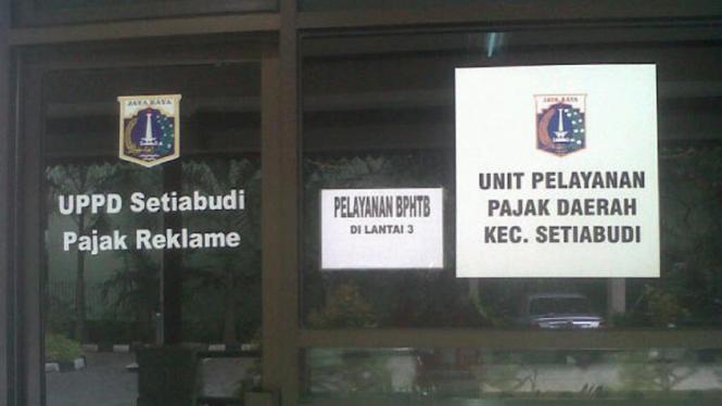 Kantor DW di Setiabudi, Jakarta Selatan