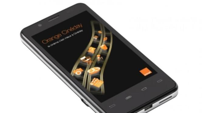 Santa Clara, Smartphone Besutan Intel dan Orange