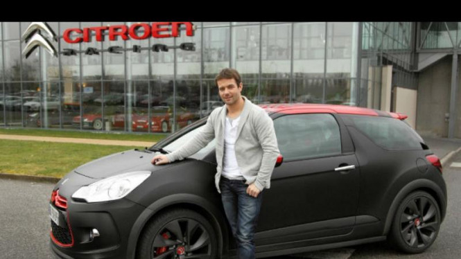 Citroen DS3 Racing edisi Sebastien Loeb