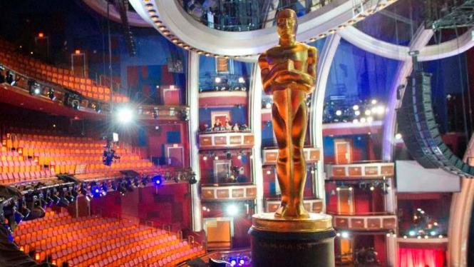 Patung Piala Oscar