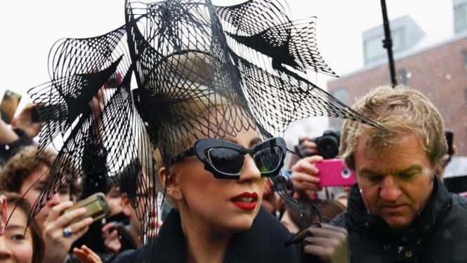 Lady Gaga resmikan Yayasan Anti-Bullying di Harvard