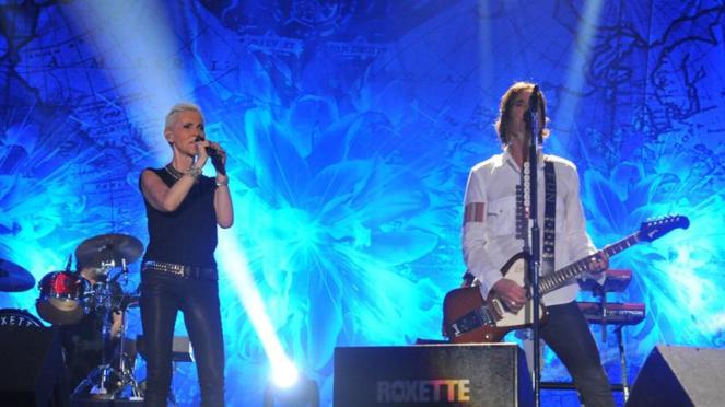 Konser Roxette di Jakarta Antiklimaks