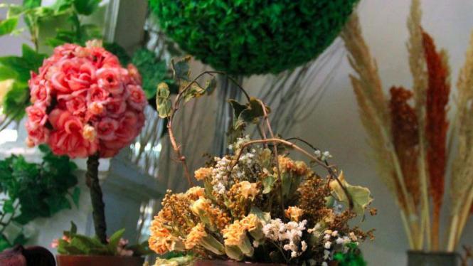 Hiasan Bunga Kering