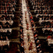 Suasana Stockholm City Hall saat Nobel Prize Dinner