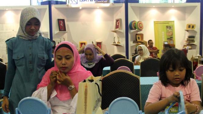 Workshop Sebagai Alternatif Mengurangi Pengangguran di Jakarta