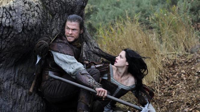 Adegan film 'Snow White and The Huntsman'