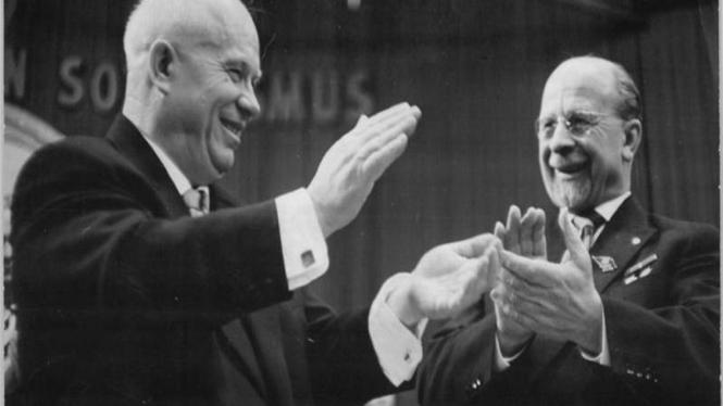 Nikita Khrushchev (kiri)