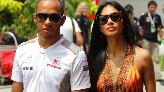 Pasangan pembalap Formula 1