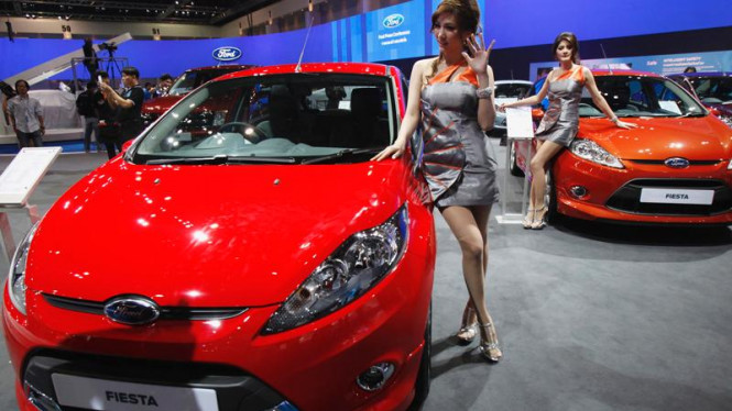 33rd Bangkok International Motor Show
