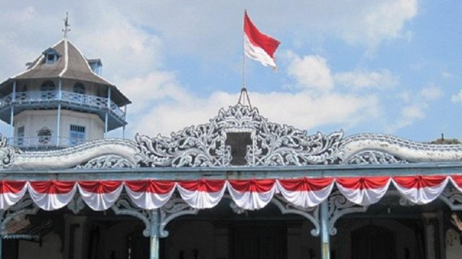 Keraton Surakarta Hadiningrat, Solo.