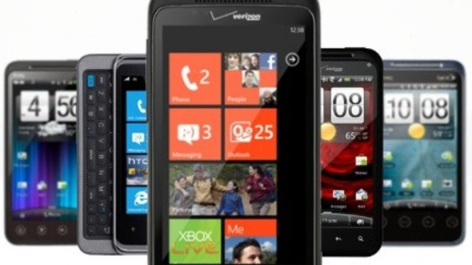 Smartphone besutan HTC