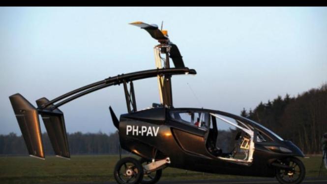Mobil terbang PAL-V
