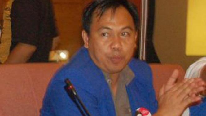 Agusrin M Najamudin