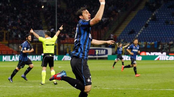 Pertandingan Inter Milan vs Siena