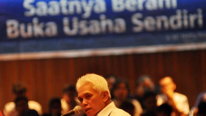 Seminar Kewirausahaan bersama Hatta Rajasa