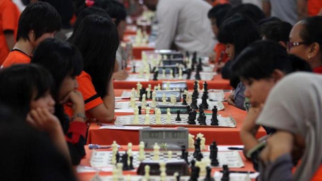 Kejuaraan Catur JAPFA Chess Festival 2012