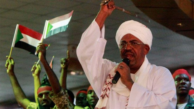 Presiden Sudan Omar Hassan al-Bashir