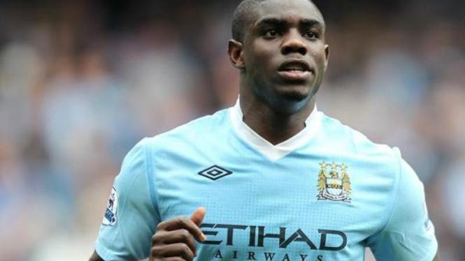Bek Manchester City, Micah Richards