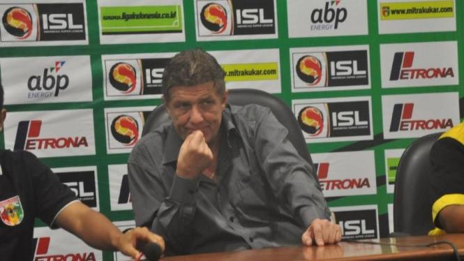 Pelatih Persela Lamongan, Stefan Hansson